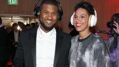 Usher se separa da mulher após acusações de ter transmitido herpes