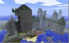 http://www.videomodgame.com/2012/06/minecraft-125-hogwarts-map-harry-potter.html