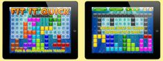 Play Fit It Quick! Game - Smiley Gamer