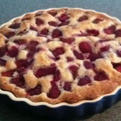 Strawberry Cake, smells wonderful.  Recipe.  http://www.marthastewart.com/336020/strawberry-cake