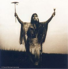 Ghost Dancer - Lakota Nation - A very inspiring picture- I can almost hear the chanting..