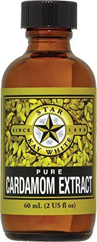 Star Kay White Extracts Pure Cardamom Extract 2 Ounce *** You can find more details by visiting the image link.