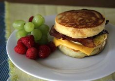 Homemade McDonald's McGriddles Copycat Mcdonalds Mcgriddle Recipe, my occasional guilty pleasure Healthy Mcdonalds, Mcdonalds Recipes, Best Breakfast, Breakfast Recipes, Breakfast Sandwiches, Breakfast Ideas, Breakfast Buffet, Morning Breakfast, Breakfast Club