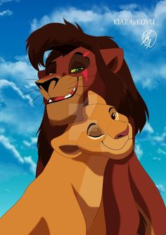Justice or Evil by sasamaru-lion on DeviantArt The Lion King 1994, Lion King Fan Art, Lion Wallpaper, Couple Wallpaper, Le Roi Lion, Couple Cartoon, Disney Drawings, Live Action, Easy Drawings