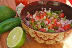 pico de gallo salsa mexicaine