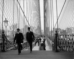 Brooklyn Bridge 1910