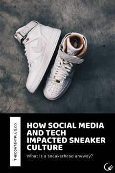 Remember when sneaker shopping actually involved driving to the mall? Nike Air Force, Sneakers Nike, Social Media, Culture, Shopping, Shoes, Fashion, Nike Tennis, Moda