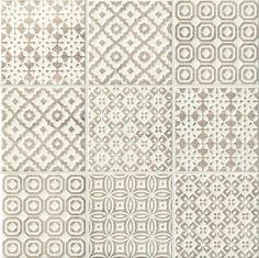 東南アジア伝統模様の内装壁タイル 100角