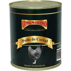 Pollo de Corral en Salsa de Perdíz  Origen: La Rioja - Navarra, Peso bruto: 900 gr., Peso neto: 760 gr., Envase: Lata 850 - See more at: http://www.labuenamesa.eu/es/precocinados-artesanales/180-pollo-de-corral-en-salsa-de-perdiz-0200700002.html#sthash.wbZueK87.dpuf