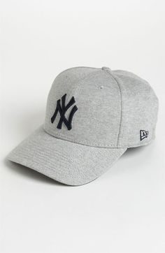 New Era Cap 'Spring Stretch - New York Yankees' Baseball Cap Men's Accessories, Baseball Shirts, Baseball Caps, Baseball Necklace, Baseball Helmet, Baseball Photos, Baseball Players, New York Yankees Baseball, New Era Cap