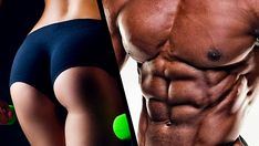 The 12 Minute Fix for Abs and Glutes, by Scott Abel #workout #glutes #abs