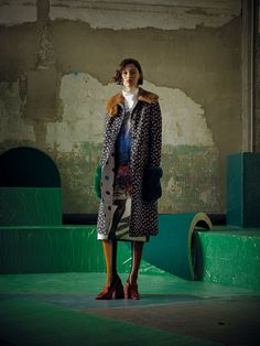 Marni Pre-Fall 2017 Fashion Show Collection Fashion Line, Fashion 2017, Autumn Winter Fashion, Fall Winter, Vogue Mexico, Fashion Show Collection, Fashion Labels, Marni, Style Inspiration