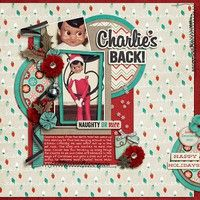 A Project by Kim Gehring from our Scrapbooking Gallery originally submitted 12/07/12 at 09:43 PM