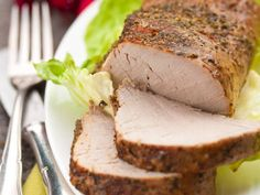 Seasoned to perfection and roasted for maximum tenderness, this pork tenderloin will be sure to impress any guests!