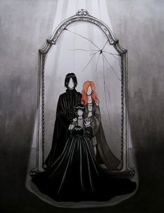I've always loved the Snape/Lily thing... But this made me tear up ):