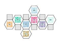 Des boules Web 2.0 avec QR Codes de couleurs pour mon sapin… |