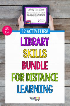 School Library Lessons, Library Lesson Plans, Elementary School Library, Library Skills, Elementary Schools, Library Work, Online Library, Library Ideas, Library Science