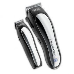 Wahl Clipper Lithium Ion Cordless Haircutting & Trimming Combo Kit – Rechargeable Electric Razor for Grooming Heads, Beards & All Body Grooming – Model Mens Hair Clippers, The Clipper, Ear Tapers, How To Cut Your Own Hair, Electric Razor, Bikini, Lady, Shaving, Cool Hairstyles