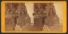 Fort Sumter ruins