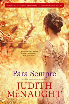 """Para Sempre"", Judith McNaught"