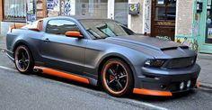 Mustang. Definitely the car I want!