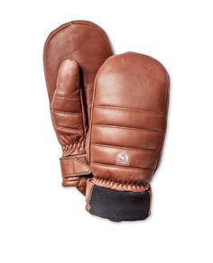 Hestra Alpine Leather Primaloft Mitt