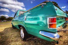 67 HR Holden Ute