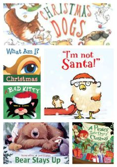 20 Christmas Holiday Picture Books to Treasure   The Jenny Evolution