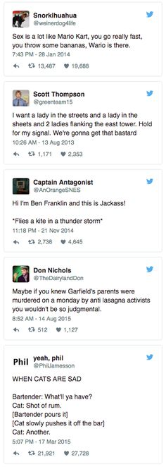 Twitter Humor - Best & Funniest Tweets of 2016 - See the whole List of 167 FUNNIEST Twitter Tweets!