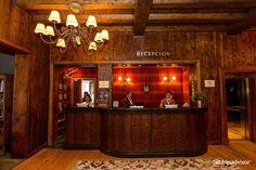 Front Desk at the Llao Llao Hotel and Resort, Golf-Spa