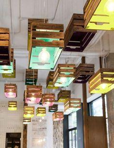 Frida Kahlo-Abat-jour rose en velours-fonctionne sur les deux plafond et lampe base