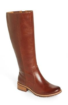 Free shipping and returns on Söfft 'Adabelle' Tall Boot (Extended Calf)  (Women) at Nordstrom.com. Whipstitch detailing adds Western flair to a richly polished leather boot in a versatile and sleek silhouette.