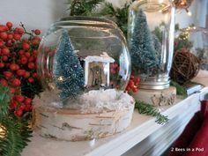 591c62be4ff6e6914d978a5d21273ffd--christmas-mantles-rustic-christmas.jpg (736×552)