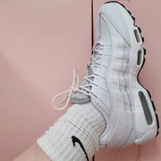 Nike Air Max 95 Sneakers ($215) ❤ liked on Polyvore