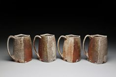 Bill Wilkey - Stout Mug Set
