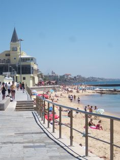 Estoril, Portugal - Made several trips here.  Our sons played their basketball tournaments here.