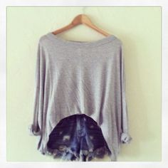 Anthropologie Asymetrical Top | eBay