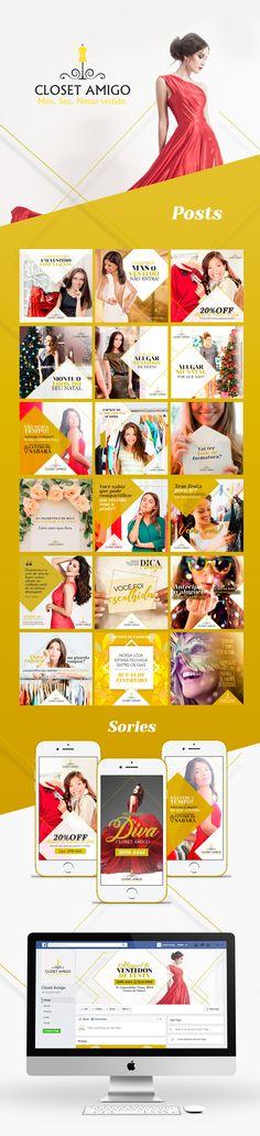 A Closet Amigo é uma loja, situada na cidade de Sabará, em Minas Gerais, que trabalha com aluguel e compartilhamento de vestidos de festa. A base do negócio é a economia colaborativa, onde as mulheres podem não somente alugar vestidos para festa, mas tamb…