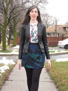 The Frugal Fashionista: Stripes and Florals
