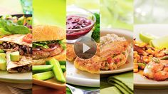 Watch 5-Ingredient Weeknight Dinner Recipes in the EatingWell Video