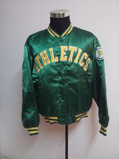 Hey, I found this really awesome Etsy listing at https://www.etsy.com/listing/196839063/vintage-80s-mlb-oakland-athletics-as