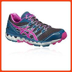 finest selection 6acd0 f75a1 Asics Gel Fuji Sensor 3 Womens Running Shoes - 7.5 - Blue (Partner Link)
