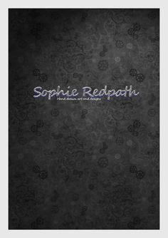 Sophie Redpath Art Hand crafted art and design.