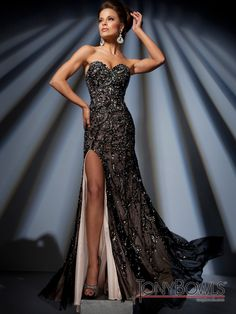 Tony Bowls | Red Carpet Dresses|Style #TBC008