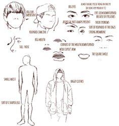 Drawing BTS Tae