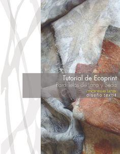 Tutorial Ecoprint en ESPAÑOL para telas de seda y lana. DIY. by NunofeltBytheyard on Etsy