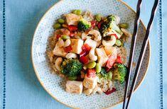 Recepty z tofu