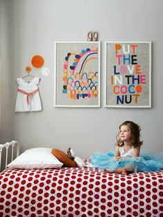 Kids room - Put the