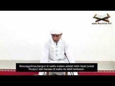 Surah Al-Muzzammil by Putra Dengan Terjemahan Bahasa Indonesia (www.murottal.net) - YouTube