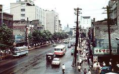 [서울] 1960년대 후반 ~ 70년대 초반 서울 (HQ 칼라)   인스티즈